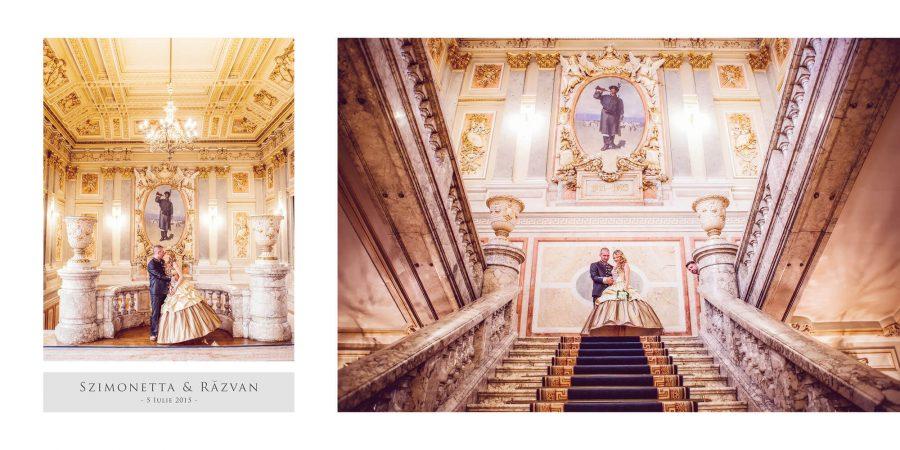 Editare foto profesionala album nunta de vis