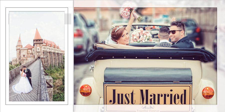 Fotocarte nunta Celia si Ardeli