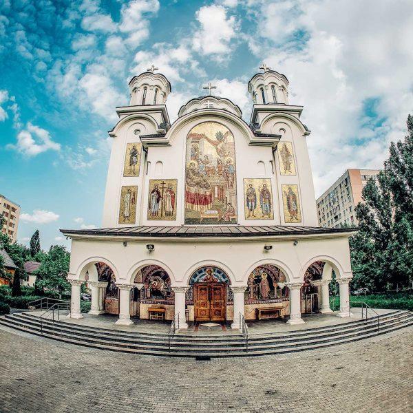 Fotografie biserica Bucuresti