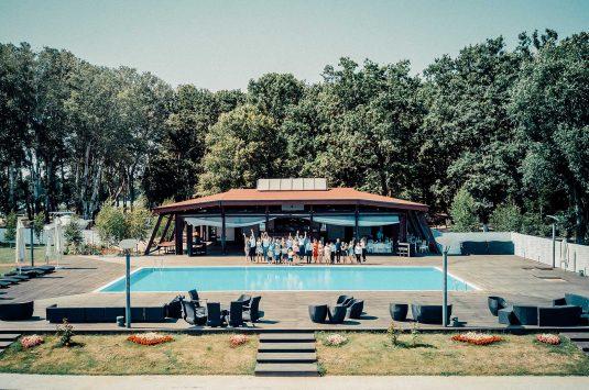 Filmari aeriene cu drona pentru nunta si evenimente corporate