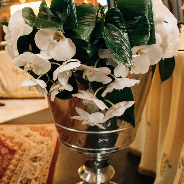 Fotografie flori cristelnita botez