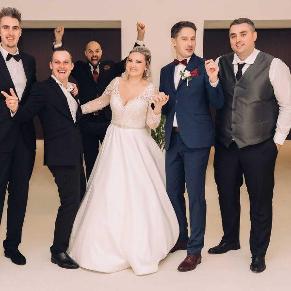 Fotografie nunta la restaurant miri