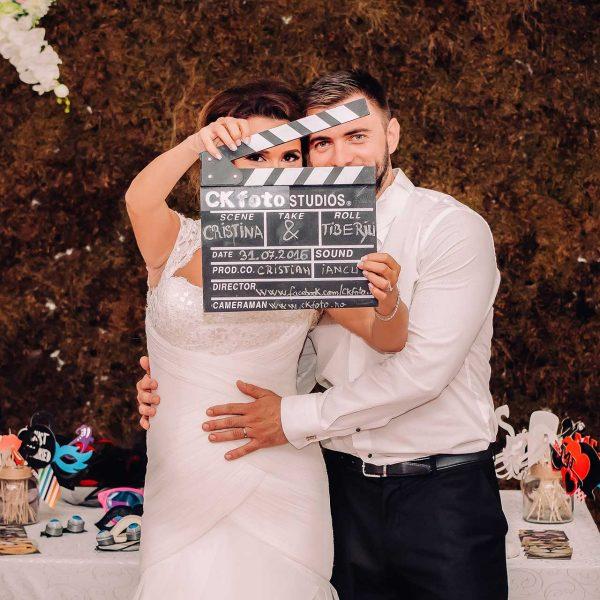 Fotografie nunta props accesorii photobooth