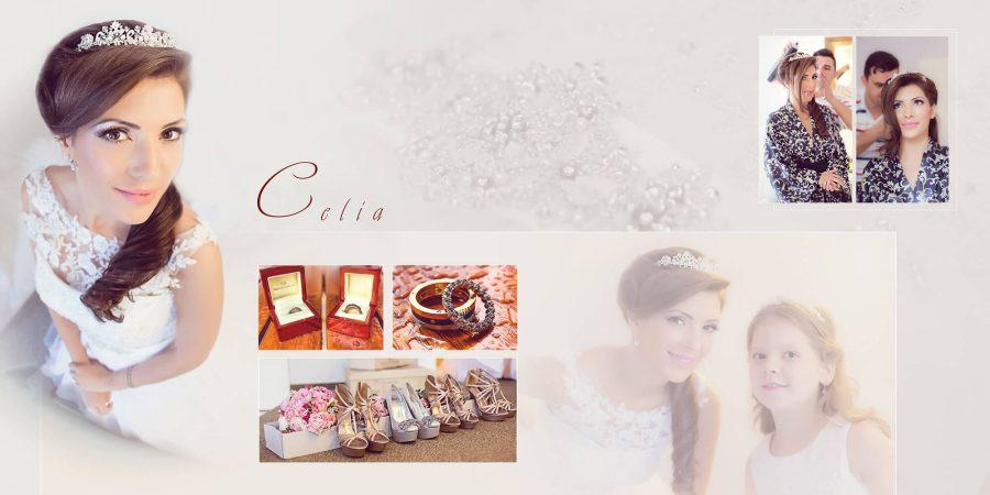 Pagina album foto detalii nunta Celia si Ardeli