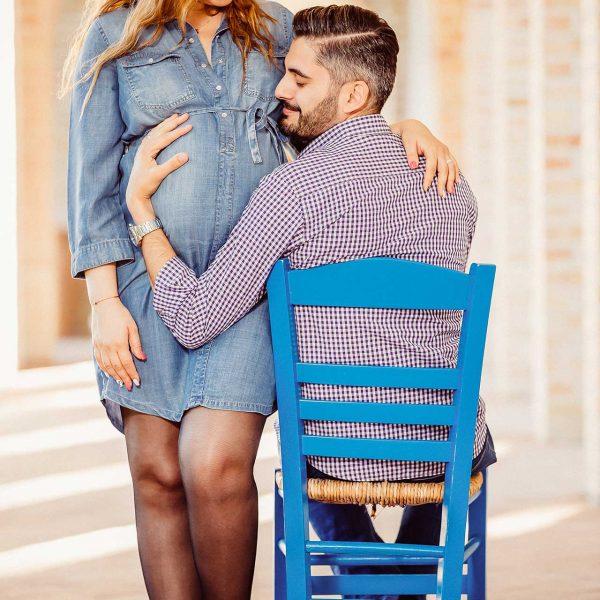 Fotograf sedinta foto gravide