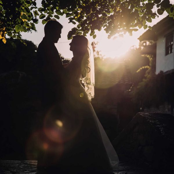 Fotografie contre jour miri la trash the dress