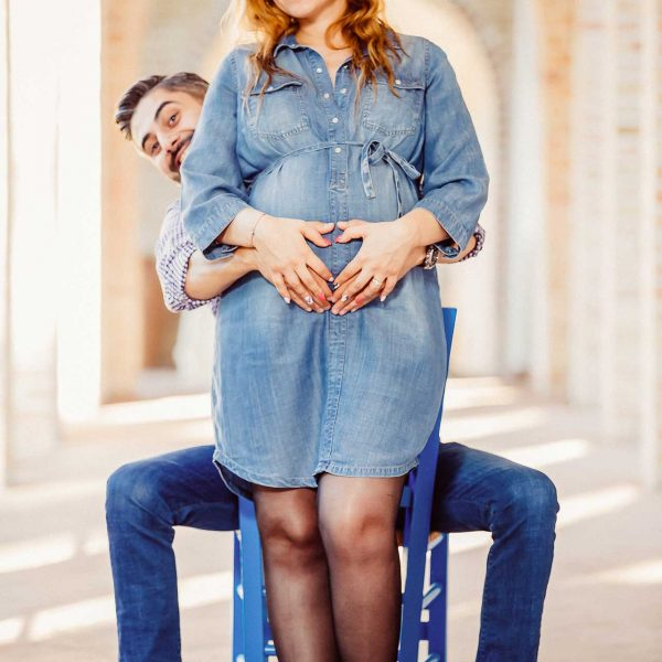 Sedinta foto maternitate