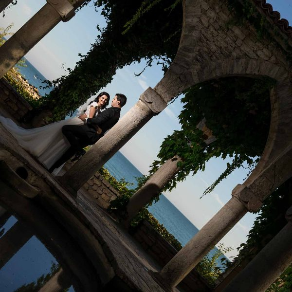 Sedinta foto trash the dress in Bulgaria