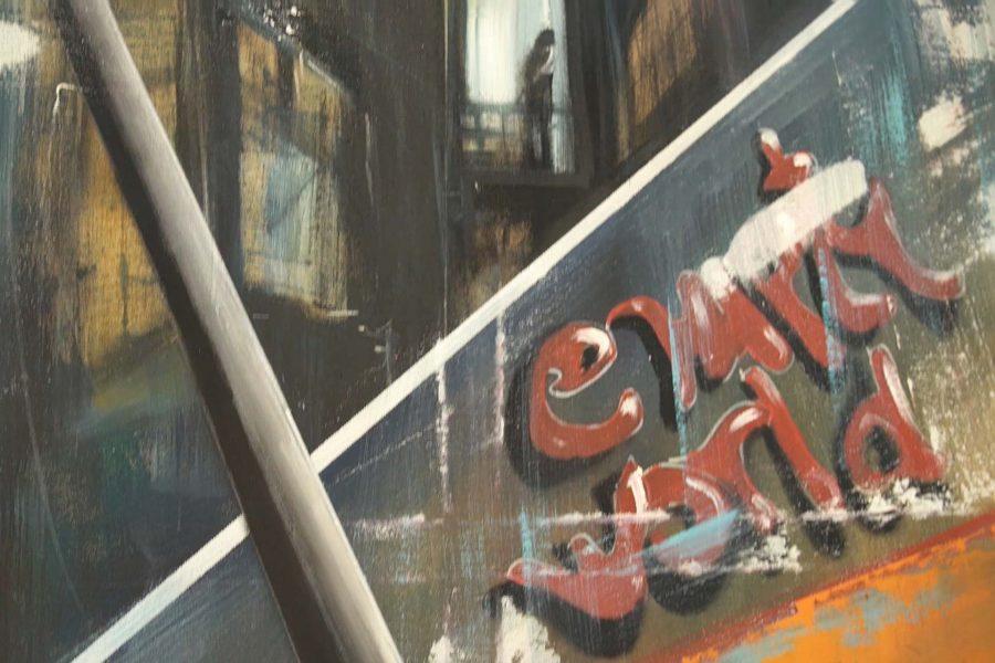 Expozitie pictor George Costea